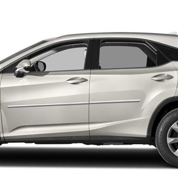 Lexus RX Chrome Body Side Moldings, 2010, 2011, 2012, 2013 ...