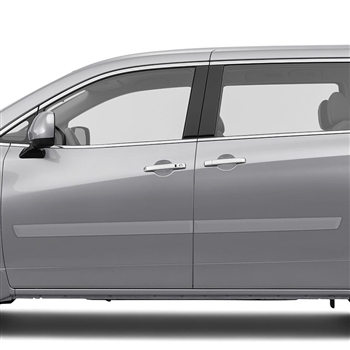 Nissan Quest Painted Body Side Moldings 2011 2012 2013
