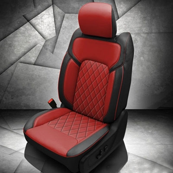 Dodge Ram Katzkin Leather Seat Upholstery Kit Shopsar Com