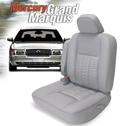 Mercury Grand Marquis Katzkin Leather Seat Upholstery Kit Shopsar Com