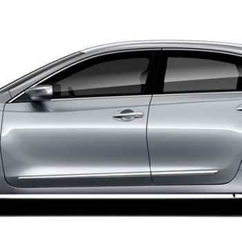 Nissan Altima Chrome Lower Door Moldings 2013 2014 2015