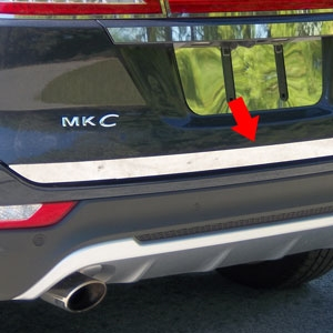 Lincoln Mkc Chrome Tailgate Trim 2015 2016 2017