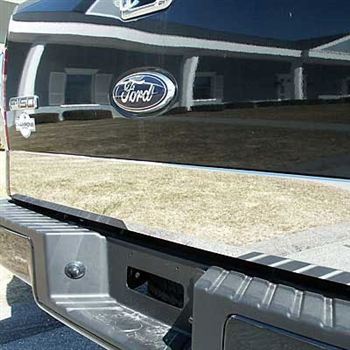 Ford F150 Chrome Tailgate Trim 2004 2005 2006 2007