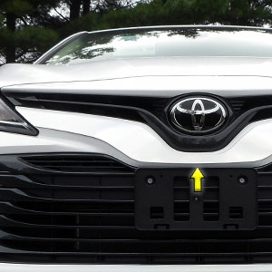 Toyota Camry Chrome Grille Accent Trim 2018 2019