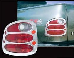 Tl T on 2001 Ford F 150 Wood Dash Kits