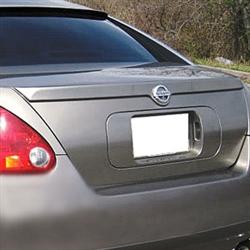 Nissan Maxima Lip Mount Painted Rear Spoiler 2004 2005
