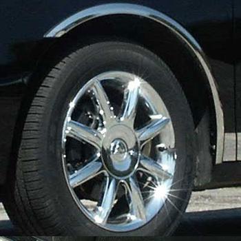 Buick Lacrosse Wheel Well Fender Trim 2005 2006 2007