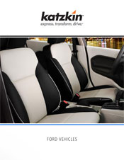 Ford Super Duty Super extended Cab Katzkin Leather