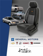 Chevrolet Avalanche Katzkin Leather