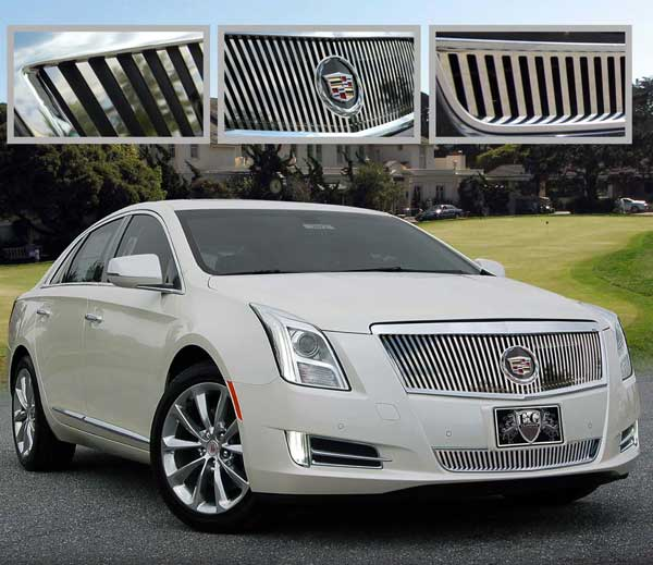 XTS Classic Chrome Grille