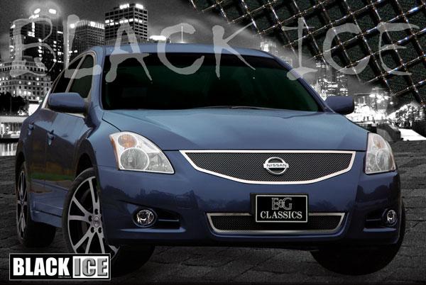 Nissan Altima Sedan Mesh Grille By Eg Classics 2010 2011 2012