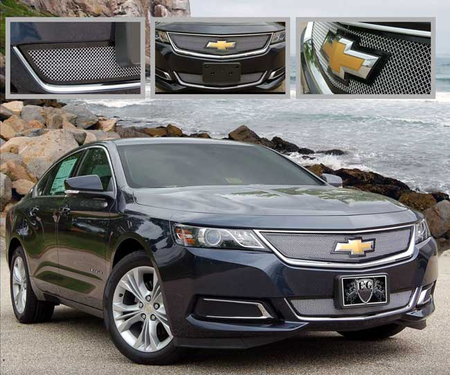 Stoystown Auto Sales >> Lower Grill For 2014 Impala | Autos Post