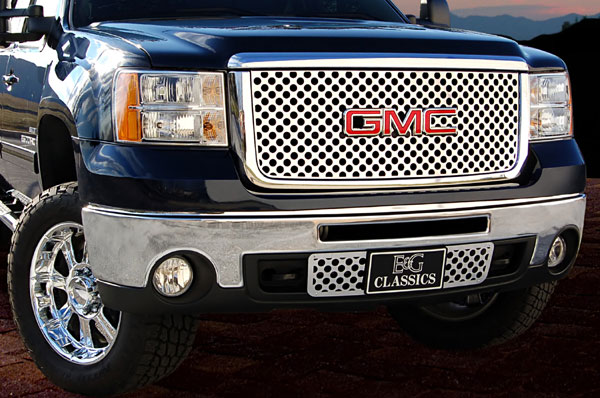 Your Sar Order Will Include The Overlay Grille Detailed Instructions And Installation Hardware Gmc Sierra Are Trademarks