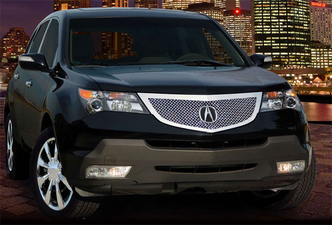 Acura MDX Heavy Mesh Grille