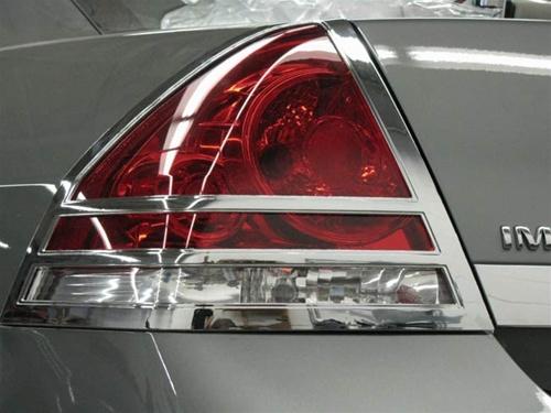 Chevrolet Impala Chrome Tail Light Bezels