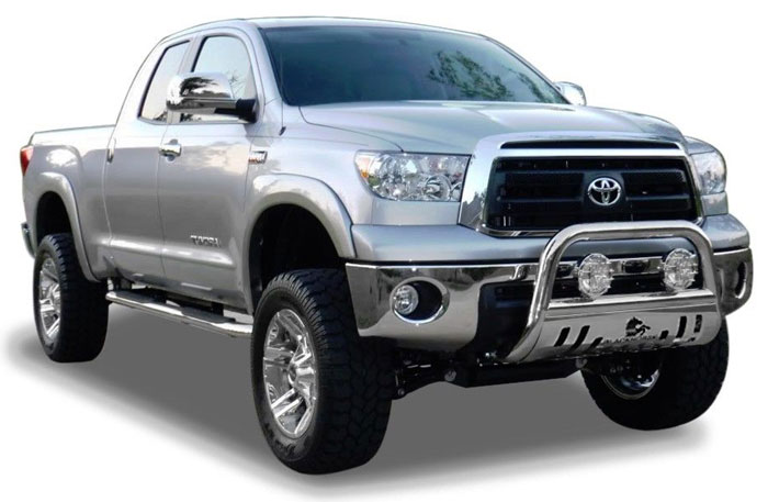 Toyota Tundra Bull Bar With Skid Plate 2007 2008 2009