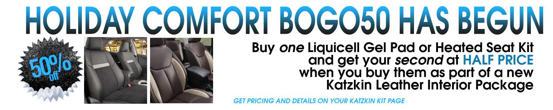 Katzkin BOGO Sale