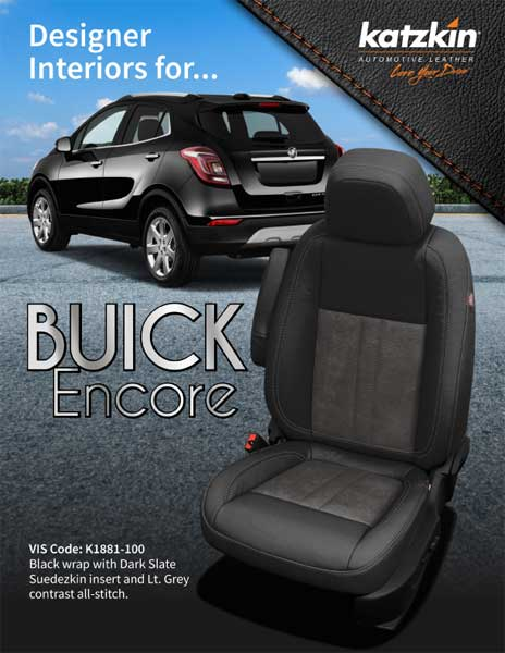 Katzkin Leather for Buick Encore
