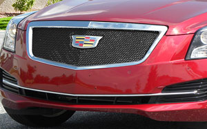 Cadillac ATS Fine Mesh Black Ice Grille