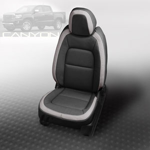 GMC Canyon Katzkin Leather