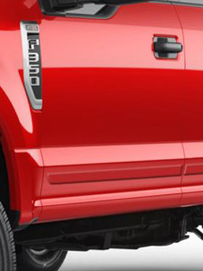 Painted Body Side Moldings
