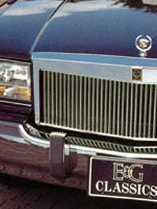 Custom E&G Classics Grilles | Aftermarket Car & Truck Grilles