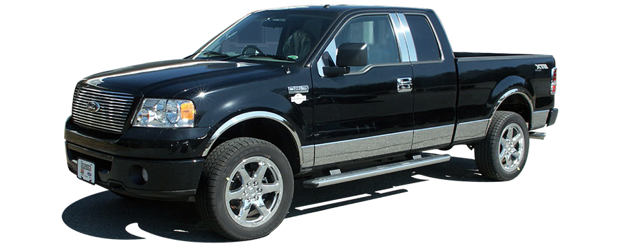 Ford F-150 Chrome Door Handle Covers