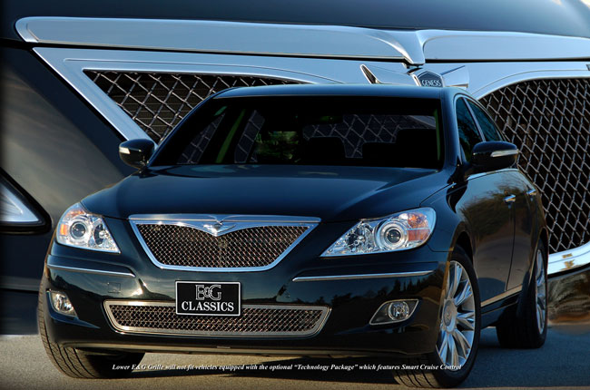 These Enhance The Appearance Of Our ULTIMATE SERIES Grilles And Are  Considered U0027must Havesu0027 For Genesis Sedan Owners!