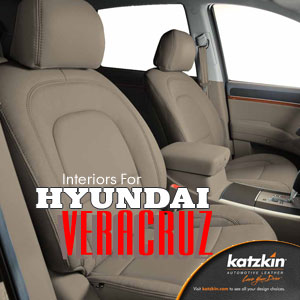 Katzkin Leather for Hyundai Veracruz