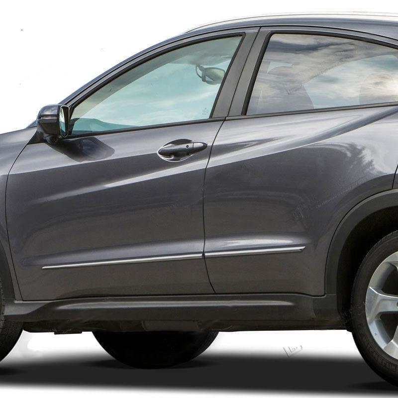 Honda Hr V Chrome Lower Door Moldings 2016 2017 2018