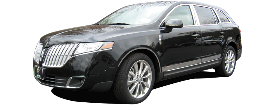 Lincoln MKT Chrome Rocker Panel Trim