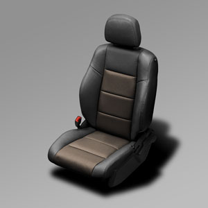 Leather Katzkin Upholstery For Jeep Patriot