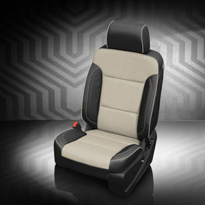 Aftermarket katzkin leather seat upholstery replacement kits for silverado katzkin kit black wrap alabaster body perf body perf wings alabaster contrast stitch alabaster piping solutioingenieria Gallery
