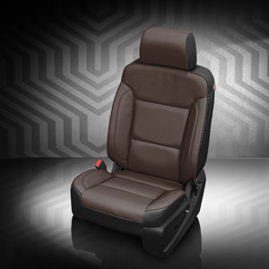 Chevy Silverado Replacement Seats >> Aftermarket Katzkin Leather Seat Upholstery Replacement