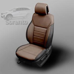 Popular Katzkin Leather Seat Styles We Can Make For Your Kia Sorento