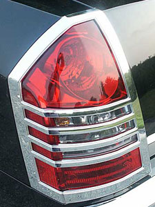 ABS Chrome Tail Light Trim Sets