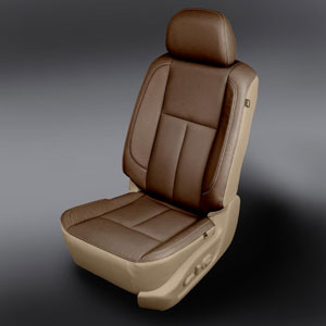 Nissan Titan Katzkin Leather