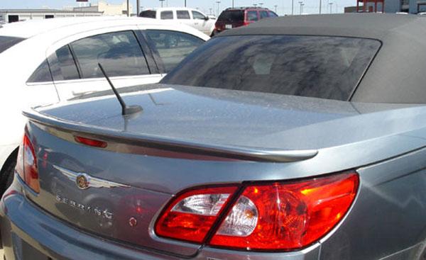 Wt on Chrysler Sebring Convertible Brake