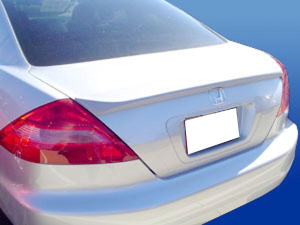 Stainless Steel License Plate Bezel Fits 2003-2005  HONDA ACCORD 4-door