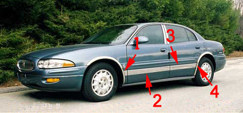 Buick Lesabre on 2003 Buick Lesabre Price