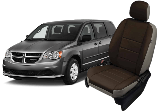 Reupholster your Dodge Caravan with Katzkin Leather