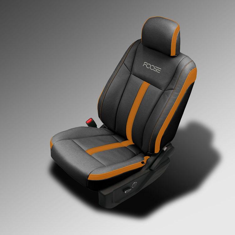 2015 Ram 2500 >> FORD F150 CREW CAB XLT KATZKIN FOOSE EDITION LEATHER ...