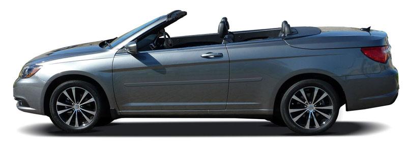 Fe Cvt on 2012 Chrysler 200 Floor Mats