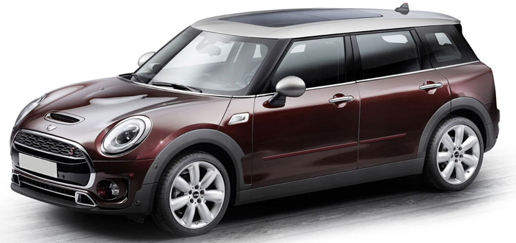 Mini Cooper Clubman Painted Body Side Molding 2015 2016 2017