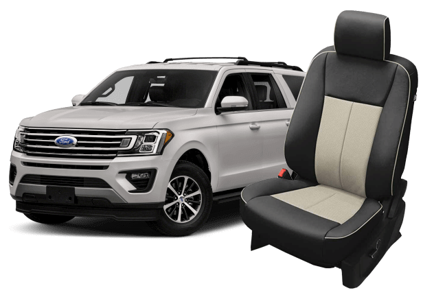 Reupholster your Ford Expedition with Katzkin Leather