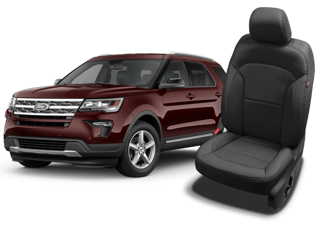 Reupholster your Ford Explorer with Katzkin Leather