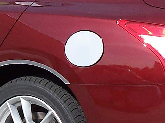Nissan Maxima Chrome Fuel Door Trim