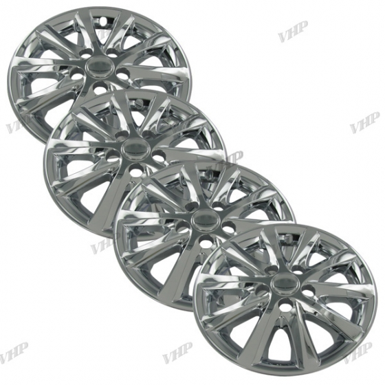 2007 Toyota Camry Aftermarket Parts Toyota Camry Chrome Wheel Covers, 2010, 2011 | ShopSAR.com