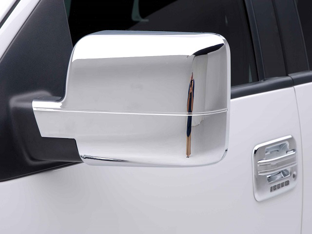 Ford F150 Light Duty XLT | FX4 | Supercrew | Lariat Chrome Mirror Covers