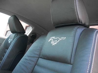 Katzkin Ford Mustang Installation Photo Gallery Shopsar Com